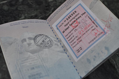 Nepal Visa Procedure