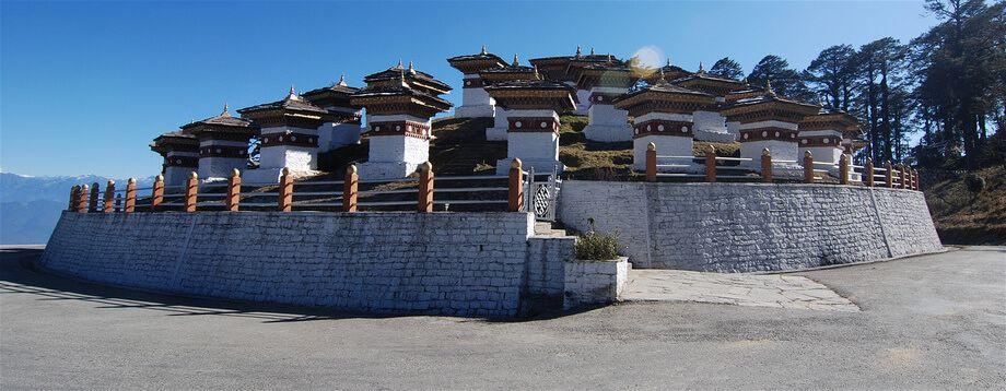 Thunder of Dragon Bhutan Tour