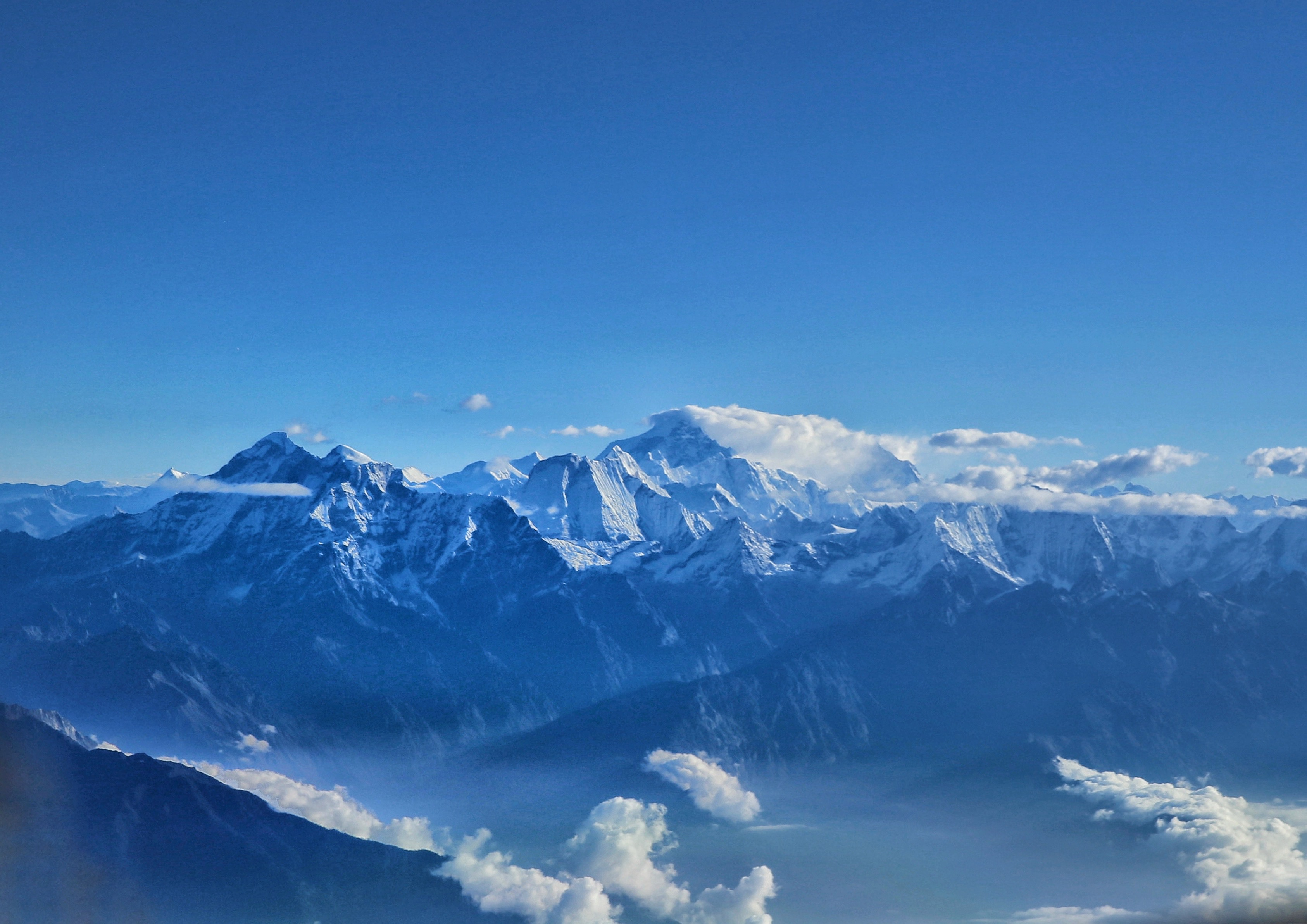 Everest Mountain Flight- Nepal