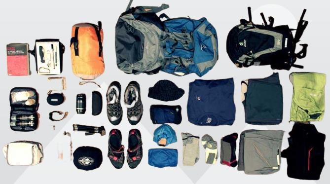 Trekking Gear List